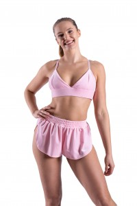 Top Bikini do Pole Dance Cotton Candy